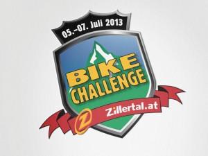 Bike Challenge Zillertal Logo Bunt