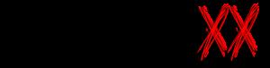 Marlaxx Logo in schwarz/rot