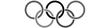 Olympische Ringe Logo