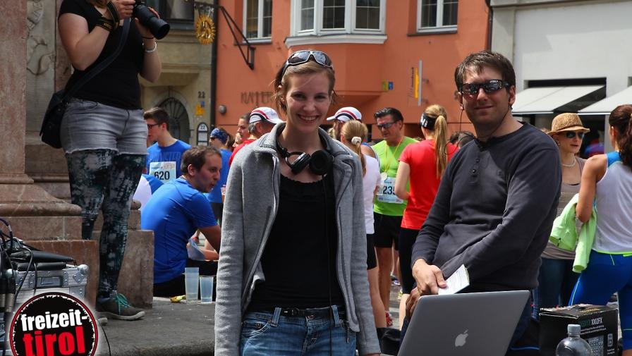 Stadtlauf Innsbruck