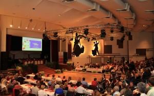 Christian Lamprecht moderiert die Osttirol Dancingstars