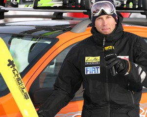 Markus Lewandowski moderiert die Life Radio Tirol Wintertour