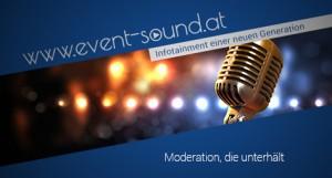 Imagebild event-sound.at Moderatoren