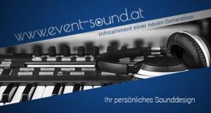 Imagebild event-sound.at Sounddesign