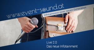Imagebild event-sound.at Live 2.0