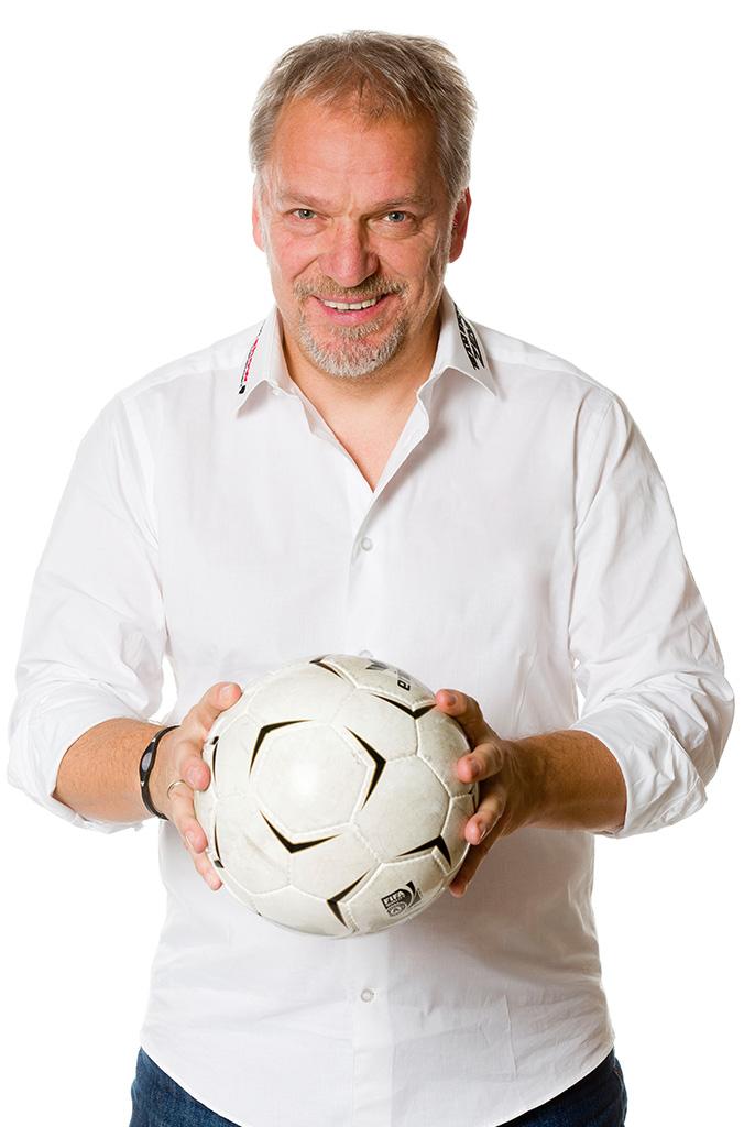 Portrait von Geri Berger