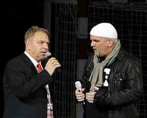 Geri Berger interviewt DJ Ötzi